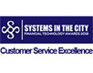 Systems In The City award winner for customer service excellence
