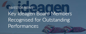 Key Ideagen Board Members Recognised for Outstanding Performances