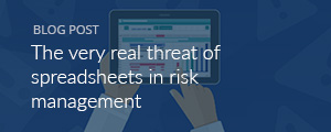 The very real threat of spreadsheet in risk management
