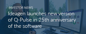 Ideagen launches new version of Q-Pulse in 25th anniversary of the software