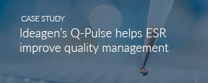 Ideagen's Q-Pulse helps ESR improve quality management